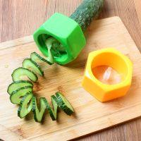 Слайсер для нарезки овощей спиралью_1