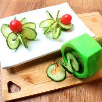 Слайсер для нарезки овощей спиралью_3