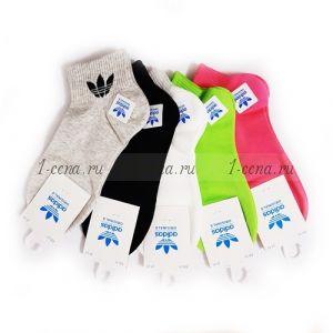Носки женские ЭЛИТ ADIDASr в ассортименте 5 пары