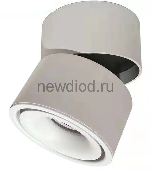 Светильник светодиодный Oreol SOFFIT DF601 12W 4000K 36° Белый