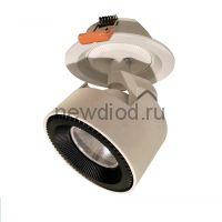 Светильник светодиодный Oreol SOFFIT DF602 12W 4000K 36° Белый