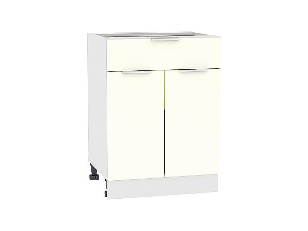 Шкаф нижний Терра Н601 (Ваниль софт)
