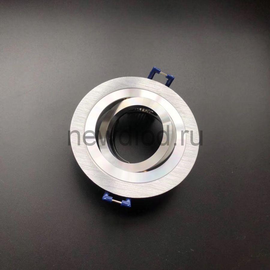 Точечный Светильник OREOL Korona AL1901 92/60mm Под Лампу MR16 Поворотный Алюминий