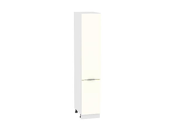Шкаф-пенал Терра ШП400 (Ваниль софт)