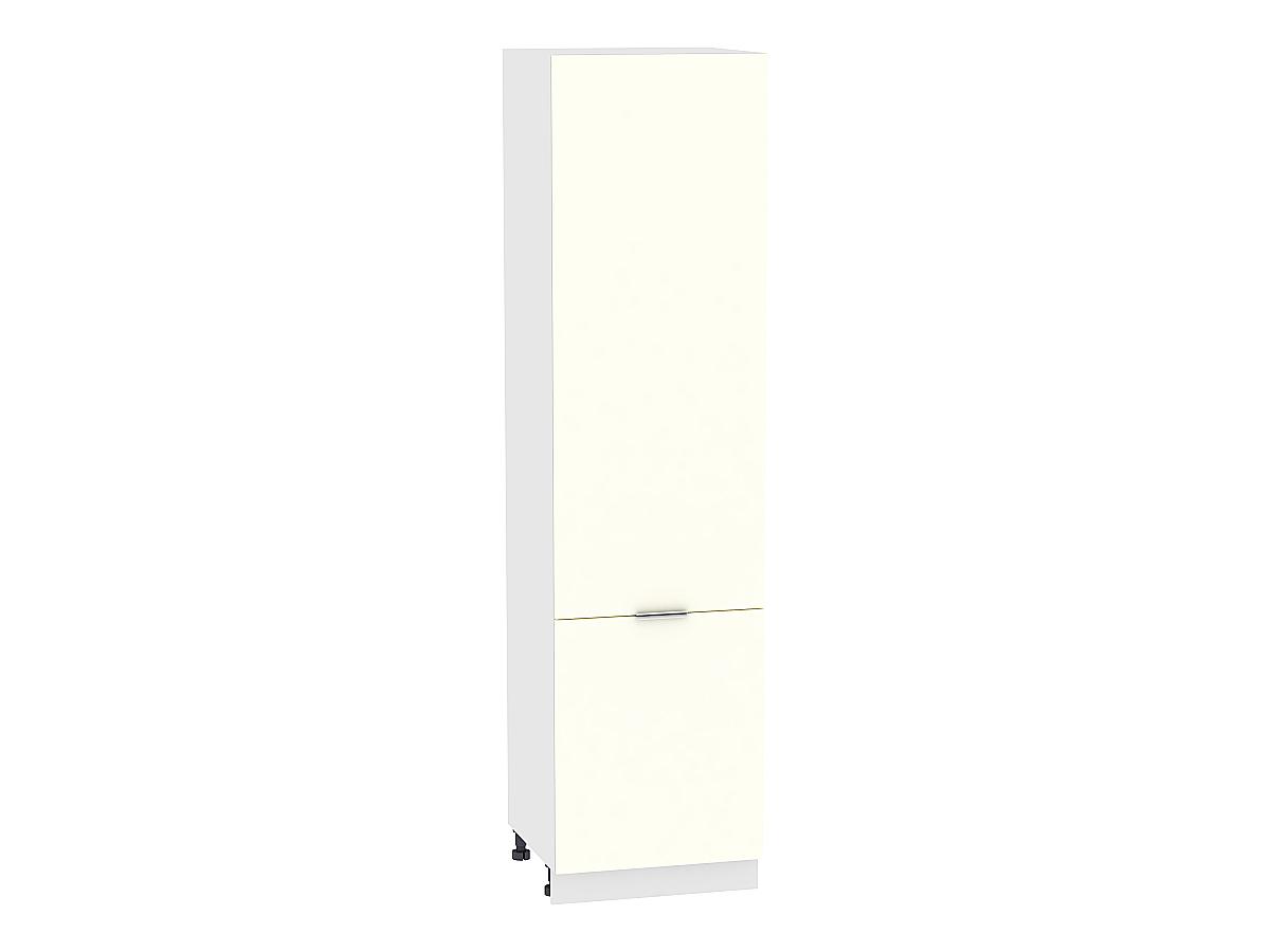 Шкаф-пенал Терра ШП600 (Ваниль софт)