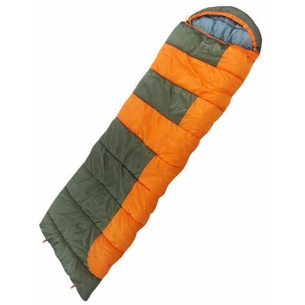 Спальник Envision Saami левый (180+30)х80 см, comfort -5С, extreme -15С
