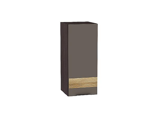 Шкаф верхний Терра В300 D (Смоки софт)