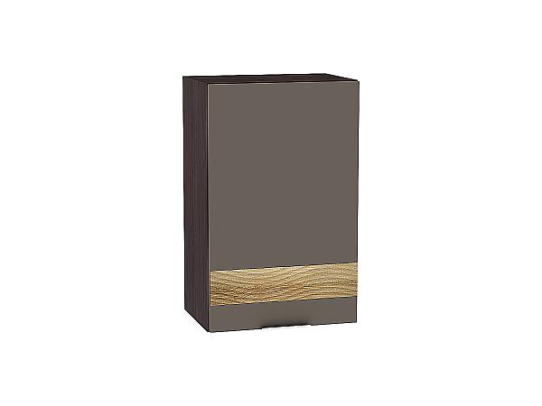 Шкаф верхний Терра В450 D (Смоки софт)