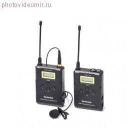 Радиосистема Saramonic UwMic15 RX15+TX15 петличная