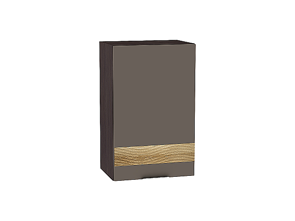 Шкаф верхний Терра В459 D (Смоки софт)