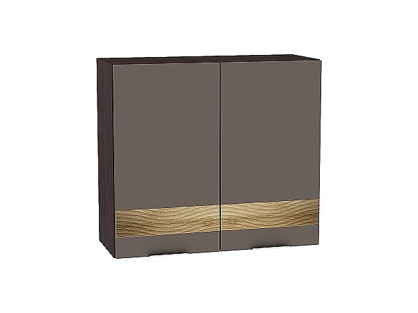 Шкаф верхний Терра В800 D (Смоки софт)
