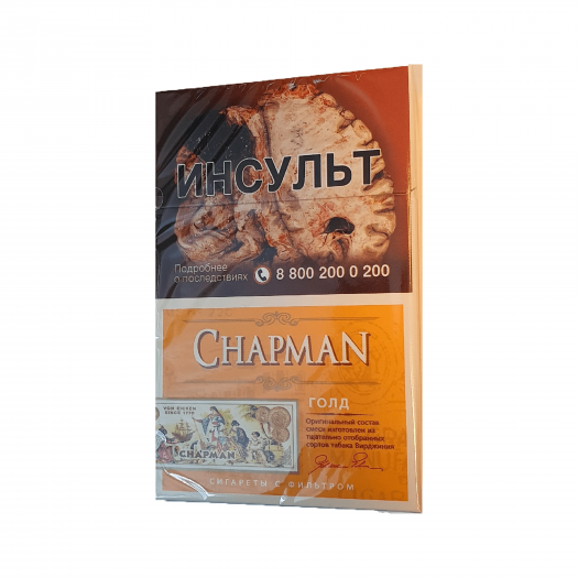 CHAPMAN Gold