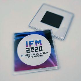 Магнит на холодильник IFM2020