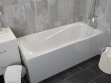 Ванна мраморная AquaStone Астра 170