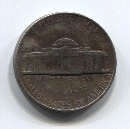 5 центов 1990 года P США