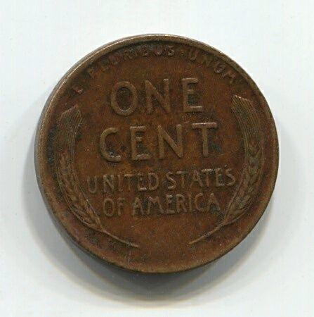 1 цент 1927 года США
