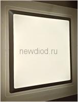 Управляемый светодиодный светильник ARION S8134 72Вт-5700Лм 530мм пульт 6/3/4000K Oreol
