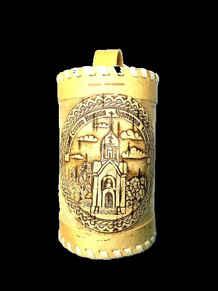 Берестяной туесок с мёдом Донниковым, 700гр