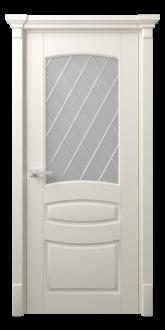 Межкомнатная дверь Этюд Стекло Рим