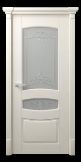 Межкомнатная дверь Этюд 2 Стекло Арабель