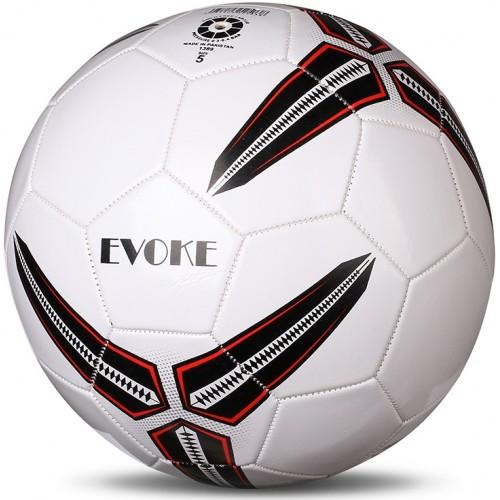 Мяч футбольный Indigo Evoke 1133 №5