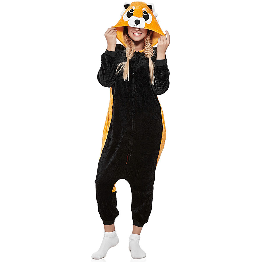 Пижама Кигуруми Красная Панда
