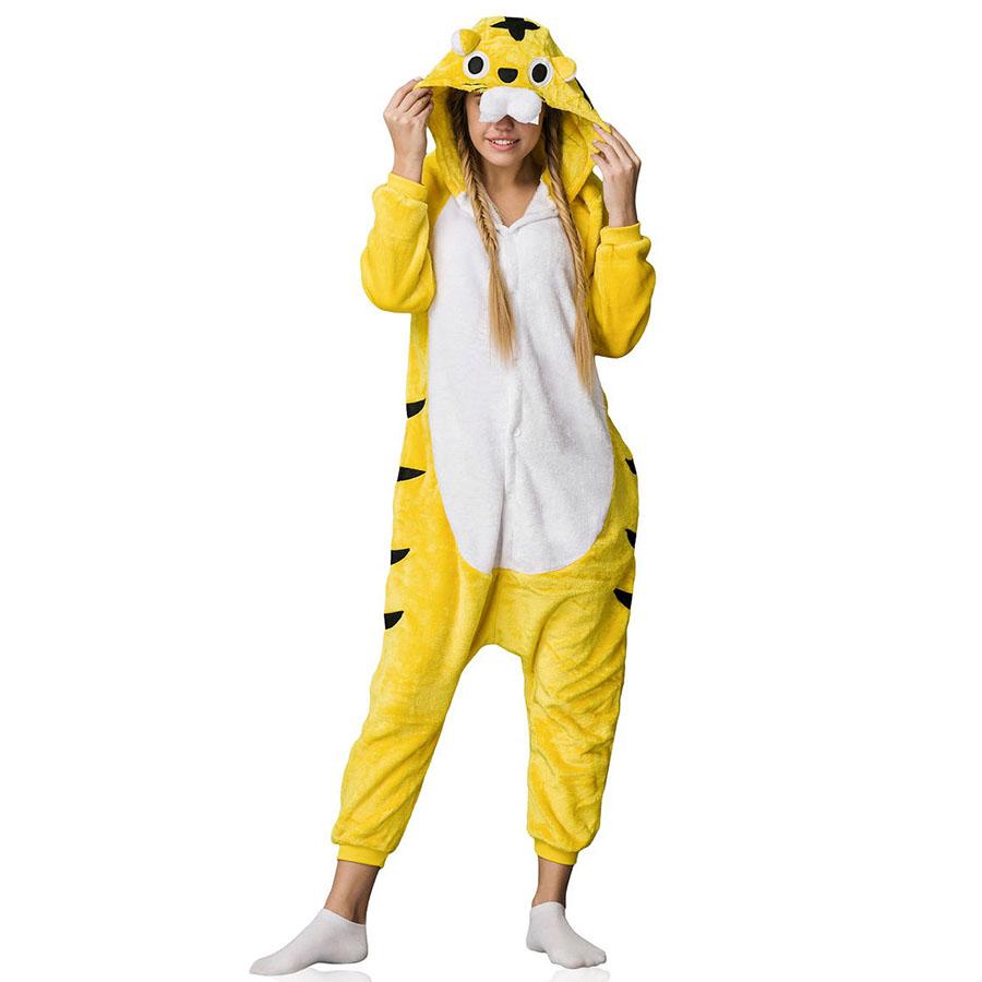 Пижама Кигуруми Тигр