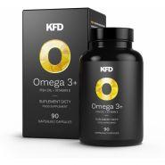 Omega 3+ KFD (90 кап)