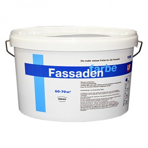Фасадная краска FASSADEN FARBE