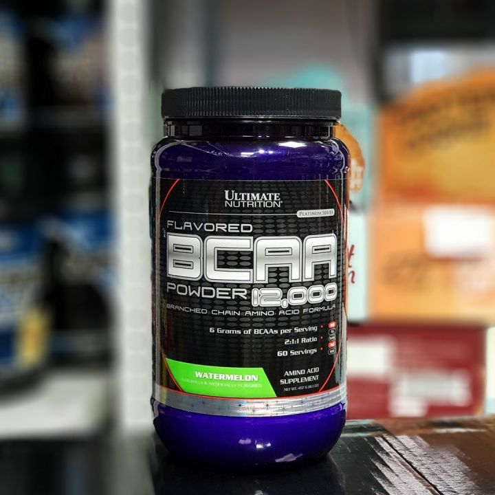 Ultimate - BCAA 12.000 Powder (457 г)
