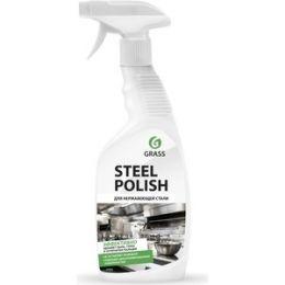 Средство для очистки изделий из нержавеющей стали Steel Polish 600 мл купить в Челябинске, цена