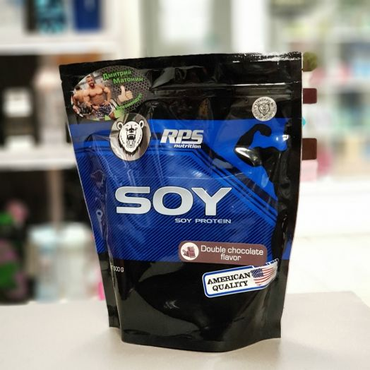 RPS - Soy Protein (500г)