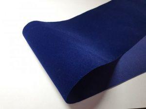 Ткань, Бархат, синяя