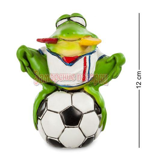 """RV- 99 Фигурка-лягушка """"Футболист Фред"""" (W.Stratford)"""