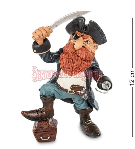 "RV-155 Фигурка Пират ""Рыжая Борода"" (W.Stratford)"