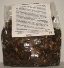 Чага березовый гриб 100г п/п