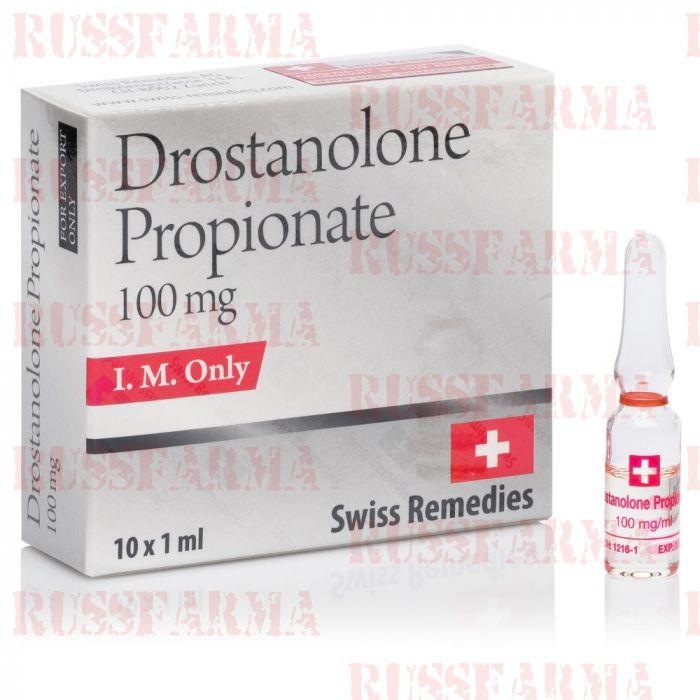 Дростанолон пропионат