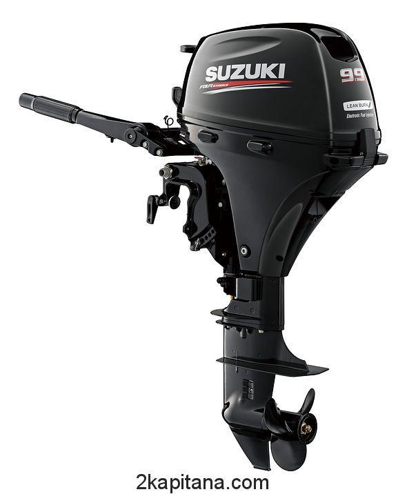 Лодочный мотор Suzuki DF 9,9 BS (Сузуки) возможна переделка