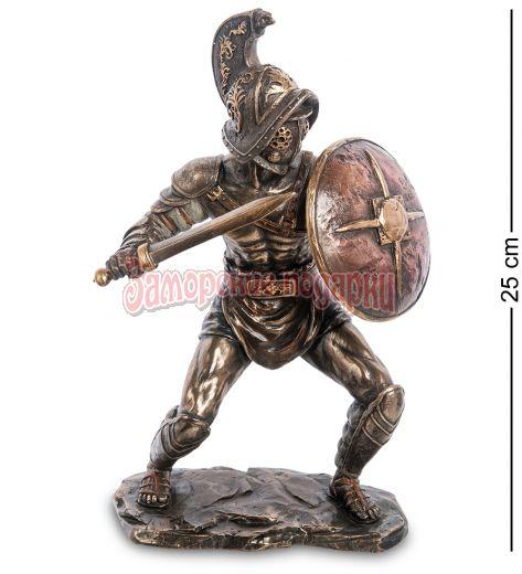 """WS-1047 Статуэтка """"Мурмиллон - древнеримский гладиатор"""""""