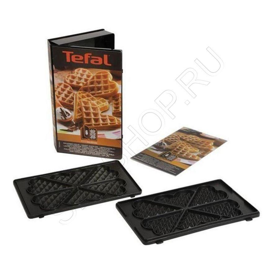 Жарочная панель вафельницы (сэндвичницы) TEFAL SNACK COLLECTION. Артикул XA800612