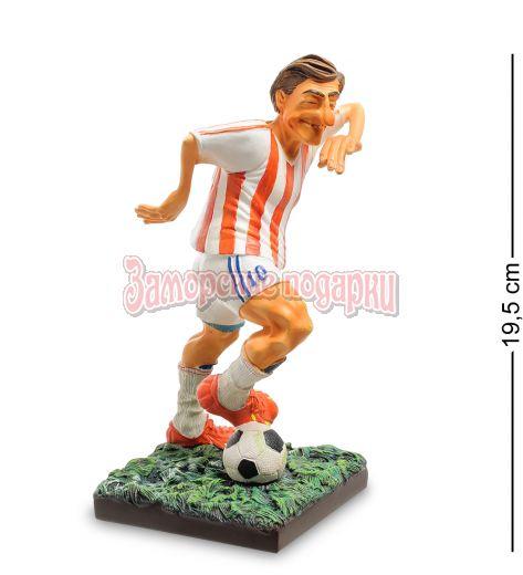 "FO-84013 Статуэтка мал. ""Футболист"" (The Football Player. Forchino)"
