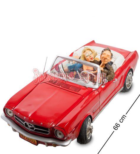 "FO-85078 Автомобиль бол. ""Ford Mustang convertible. Forchino"""