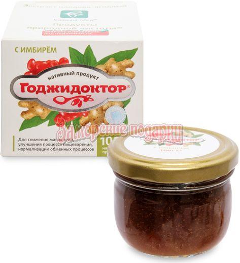 """MED-08/02 """"Годжидоктор"""" Экстракт плодово-ягодный с карнозином, 100 г"""