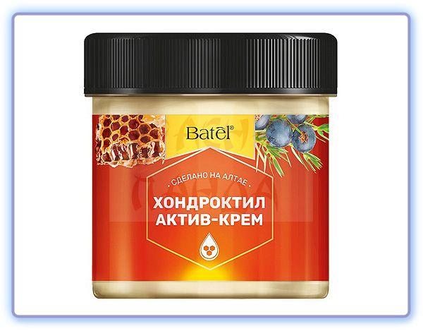 Хондроктил актив-крем биостимулирующий Batel