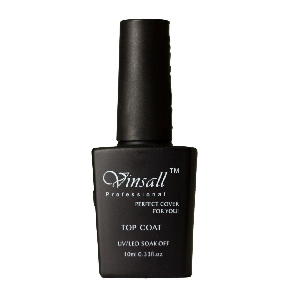 Vinsall Top Coat, Топ, 10 мл
