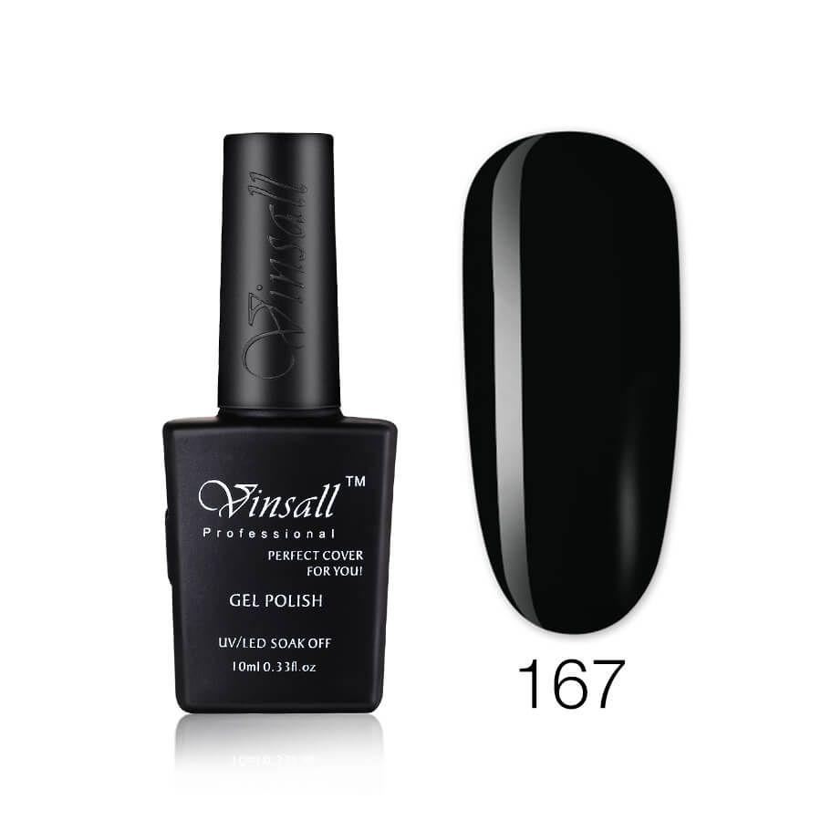 Vinsall гель-лак №167, 10 мл