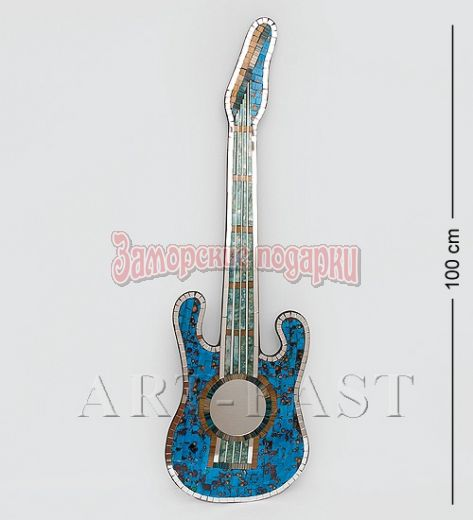 "38-001 Панно ""Гитара"" бол. (мозаика, о.Бали)"