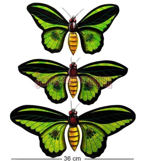 "46-005 Панно ""Бабочки"" (о.Бали)"