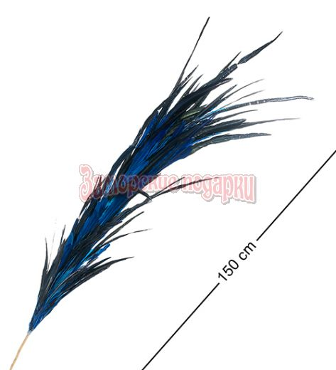 14-055 Декоративный веничек из перьев (о. Бали)