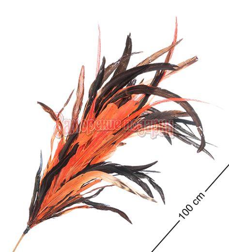 14-057 Декоративный веничек из перьев (о. Бали)